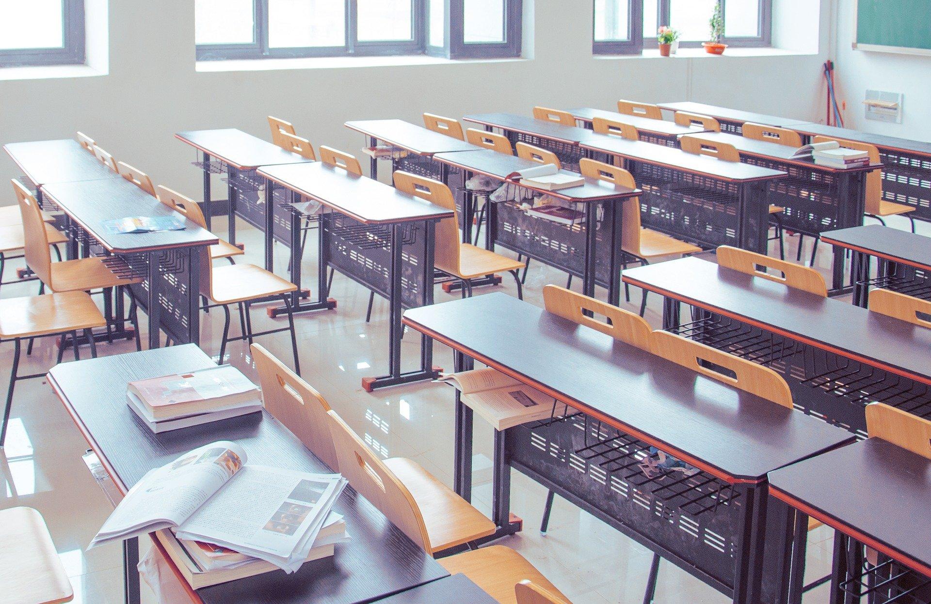 El futuro de las aulas